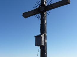 Gipfelkreuz Gröhrkopf