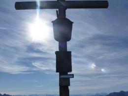 Gipfelkreuz Gamsfeld