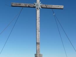 Gipfelkreuz Großer Donnerkogel