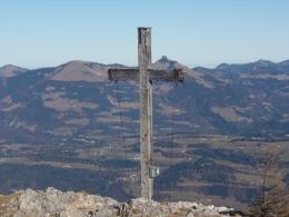 Gipfelkreuz Bärenstuhl