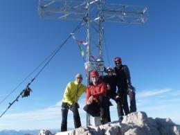 Gipfel Hoher Dachstein