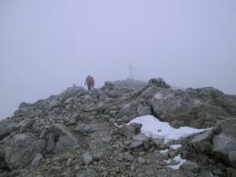 Gipfel Hoher Gjaidstein