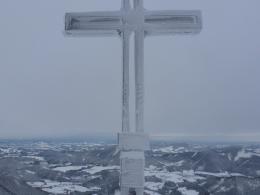 Gipfelkreuz Wieserhörndl