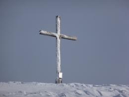 Gipfelkreuz Trattberg