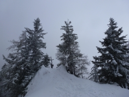 Gipfelkreuz Eisenberg