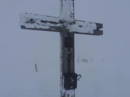 Gipfelkreuz Stuckkogel