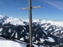 Gipfelkreuz Wiesboden