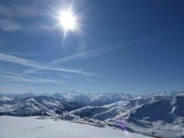 Gipfelpanorama Steinbergstein mit Venedigergruppe