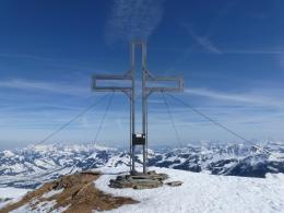 Gipfelkreuz Steinbergstein