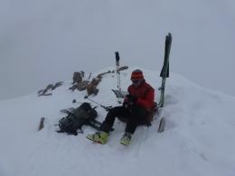 Gipfel Wildes Hinterbergl