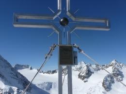 Gipfelkreuz Innere Sommerwand