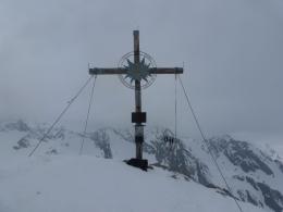 Gipfelkreuz Zischgeles