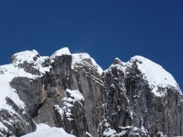 Gipfel Hochkalter