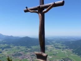 Gipfelkreuz Gruberhörndl