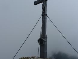 Gipfelkreuz Gamsknogel