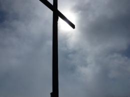 Gipfelkreuz Streicher
