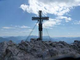 Gipfelkreuz Lärchegg