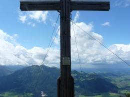 Gipfelkreuz Hochlerch