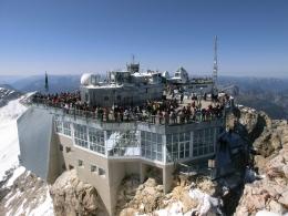 und der Ausblick vom Gipfel...