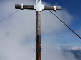 Gipfelkreuz Tagweide