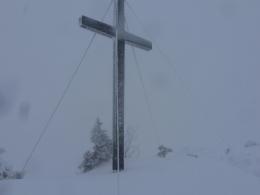 Gipfelkreuz Dürrnbachhorn