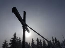 Gipfelkreuz Karkopf