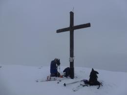 Gipfelkreuz Zwiesel