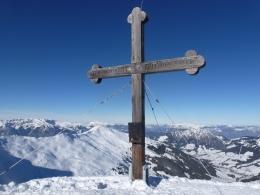 Gipfelkreuz Gamskopf