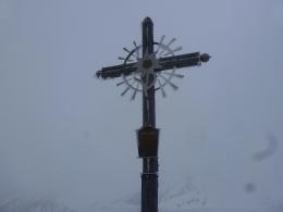 Gipfelkreuz Peitingköpfl