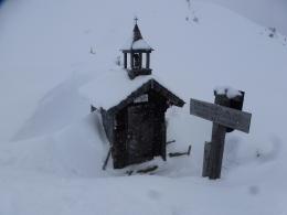 das Markkirchl am Salzachjoch