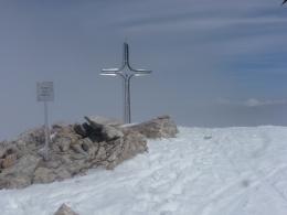 Gipfelkreuz Hoher Göll