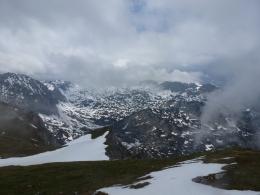 Blick übers Tennengebirge