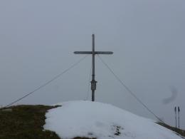 Gipfel Hochkarfelderkopf