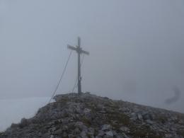 Gipfel Großer Fritzerkogel