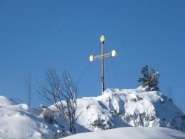 Gipfelkreuz Vorderer Rauschberg