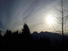 Sonntagshorn und Reifelberge