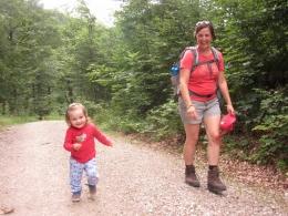 der Wildling und seine Mutter