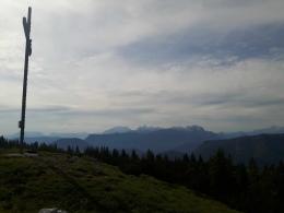 Blick in die Berchtesgadener
