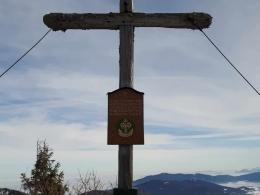 Gipfelkreuz Haaralmschneid