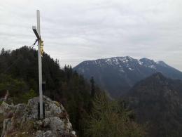 Gipfelkreuz Klettergipfel