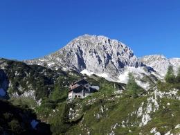Laufener Hütte und Fritzerkogel