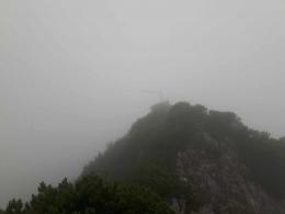 sonderbares Gipfelkreuz...