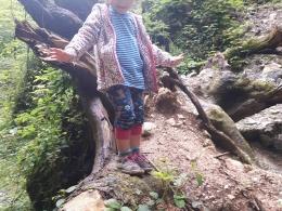 Klettereinlage