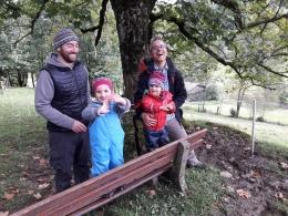Vater-Kind-Wandergruppe