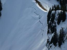 Schneemäuler am Breitenstein