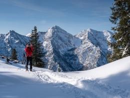 der Skitourist :-)